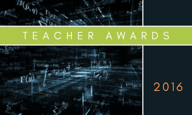 Teacher Awards 2016