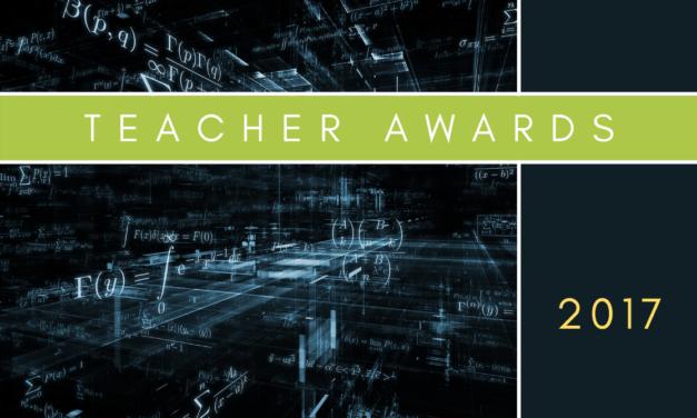 Teacher Awards 2017