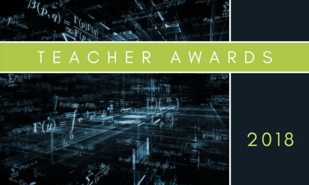 Teacher Awards 2018