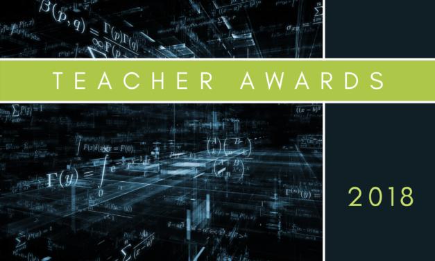 Teacher Awards 2018