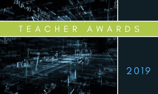 Teacher Awards 2019