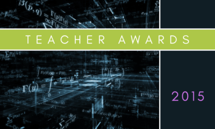 Teacher Awards 2015